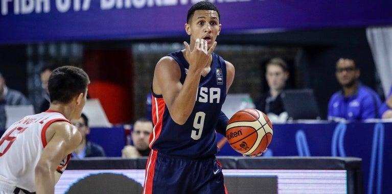 Five Star PG Jalen Suggs Talks Duke & Team USA Experience