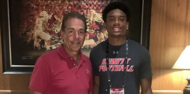 Alabama the offer elite in-state DB has been waiting for