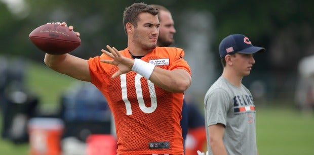 Mitch Trubisky: 'We're going to create our own identity'