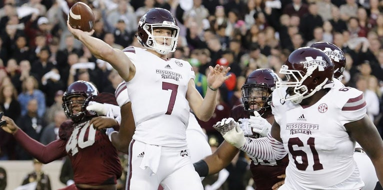 Behind Enemy Lines: Spring Replay at Mississippi State