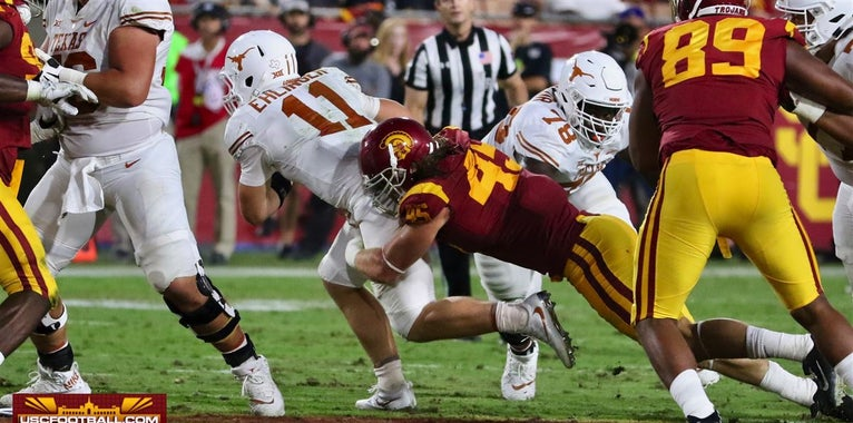 How is this USC team different? Let's ask Porter Gustin
