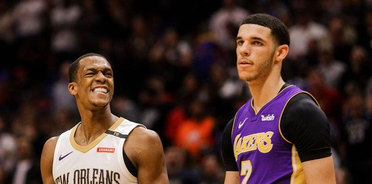 Luke Walton thinks dynamic between Rondo, Ball will be 'great'