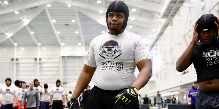 Four-star OL Wormley ready for Monday decision