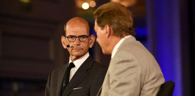 Alabama Football: Paul Finebaum has one major concern in 2018