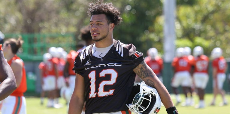 Richt: Rosier Still Leads The Quarterback Competition