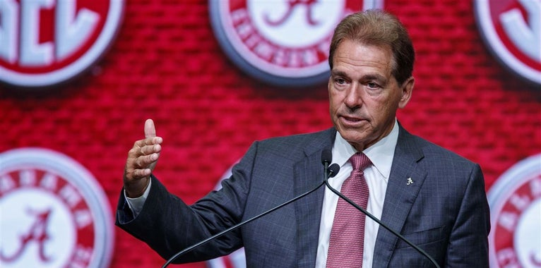 What Saban said and what (we think) it means: SECMD18