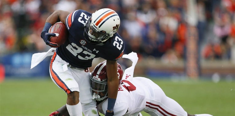 Auburn picked 2nd in West; 9 on All-SEC, but no 1st-teamers