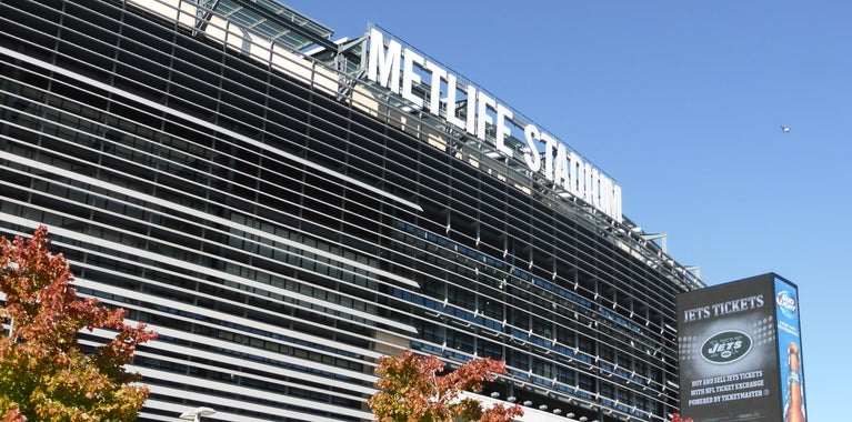 Navy to Play Notre Dame at MetLife in 2020