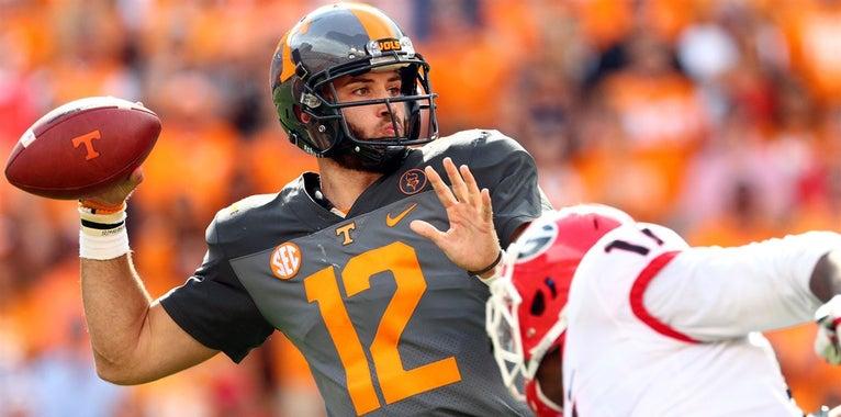 Former Tennessee QB Dormady Transferring to Houston