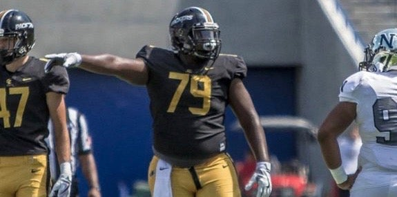 OL from Georgia plans to officially visit