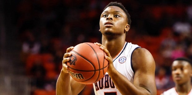 Auburn star Mustapha Heron to go pro, sign with an agent