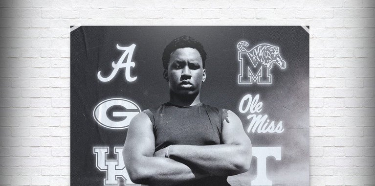 Top Ole Miss DL Target Zion Logue Will Announce Sunday Night