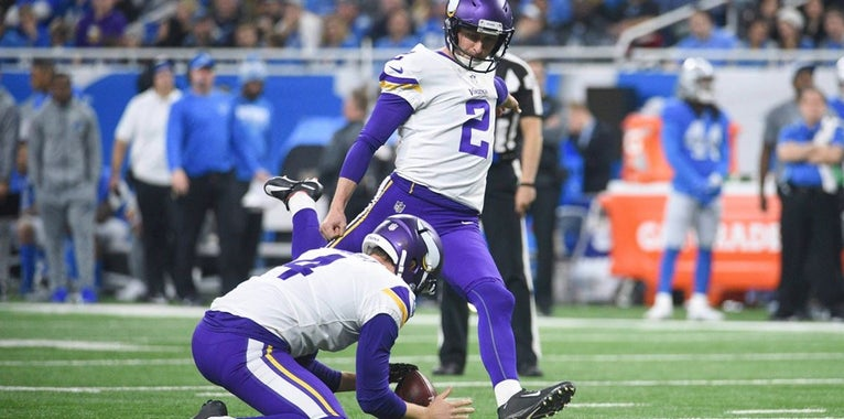 Initially shocked, Forbath not shying away from competition