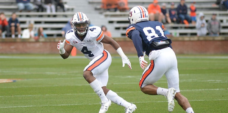 All In: Ranking Auburn's scholarship players (No. 26)