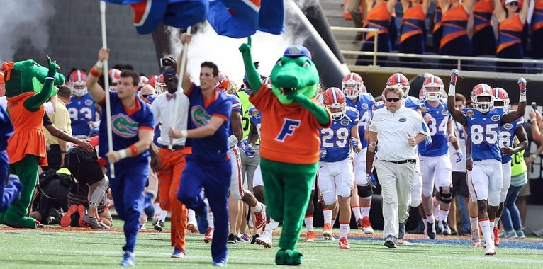 Ranking Florida's opponents in 2016