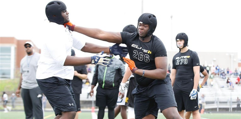 Virginia 4-star DL Ben Smiley discusses A&M, recent top 10