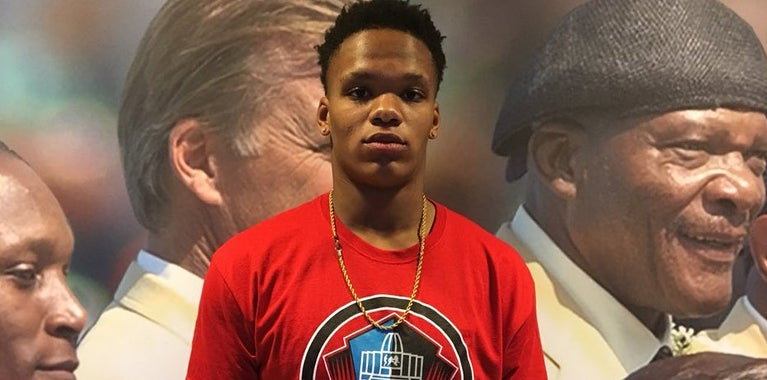 Five-star Smalls updates recruitment from Hall of Fame Academy