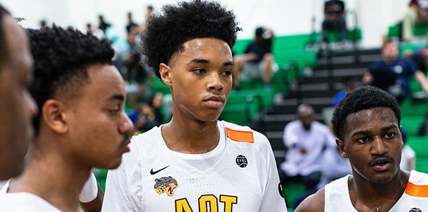 5-star SG Brandon Boston starting to hear from KU basketball