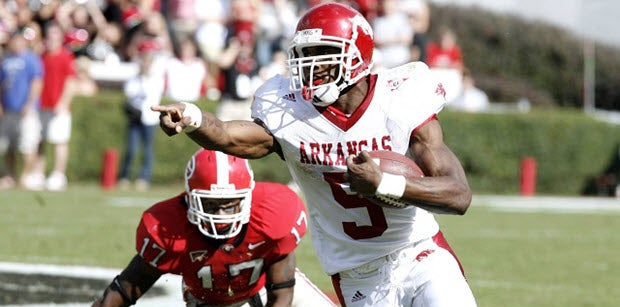McFadden ranked top-3 college football player of the century