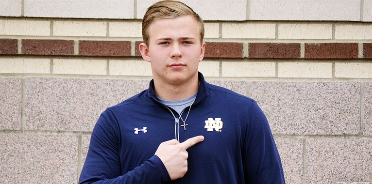 Q&A with Notre Dame commit Hunter Spears