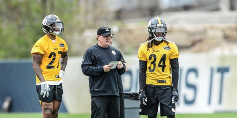 Tom Bradley makes quick impact on Steelers' rookies
