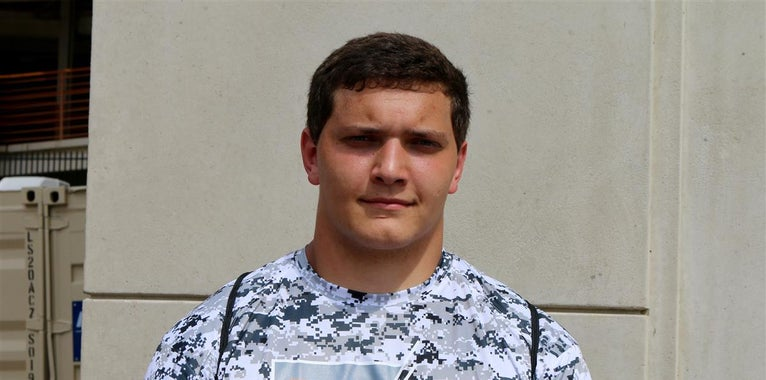 Tennessee 'a top-three school' for West Virginia OL Riley Locklear 6572b5b35
