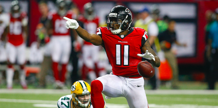 Projecting stats for Falcons' stars in 2018