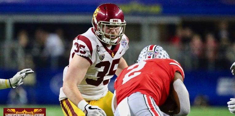 USC football: Three Trojans named to Bednarik Award watchlist
