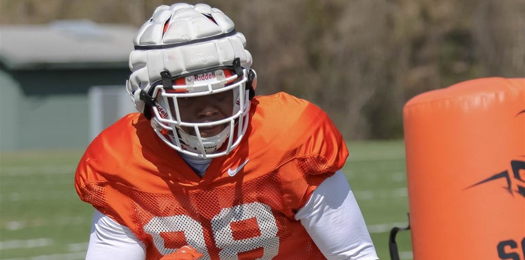 The Inside Word: Defensive End