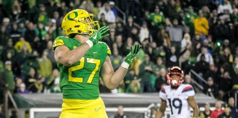 The big question for each Oregon football position group