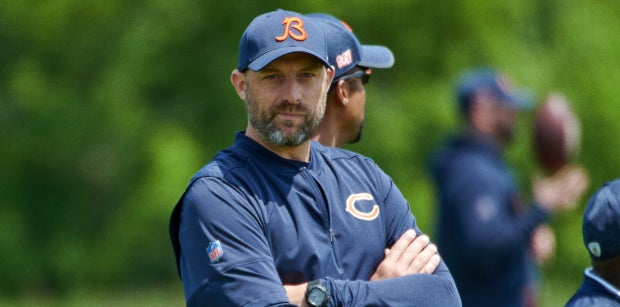 10-step plan for Matt Nagy to follow to fix the Bears offense