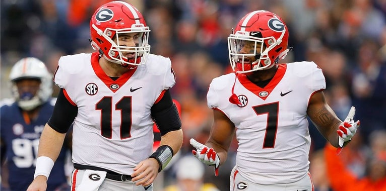 Three Georgia Bulldogs Named to Nation's Top Player Watch Lists