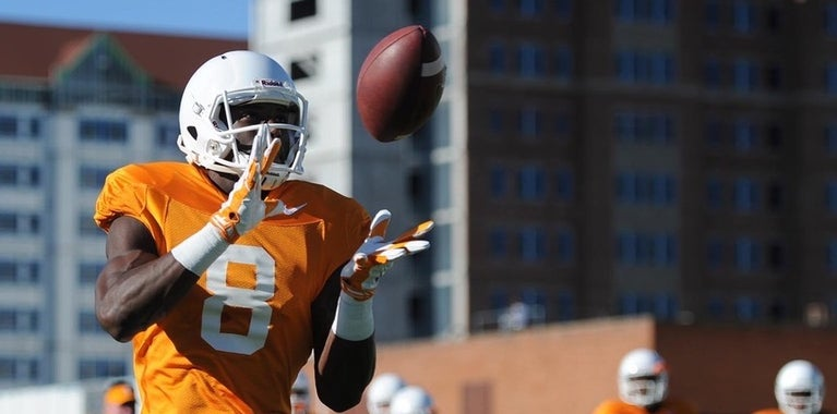 Former Vols to participate in UT pro day