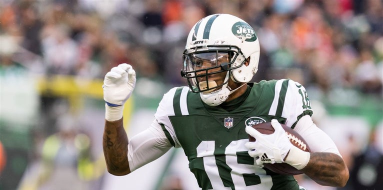 Report: Jets WR ArDarius Stewart facing two-game suspension