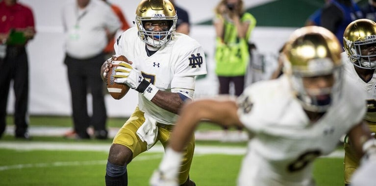 Brandon Wimbush named to Maxwell Award watch list