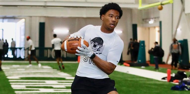 Alabama, Penn State high on 4-star WR's list