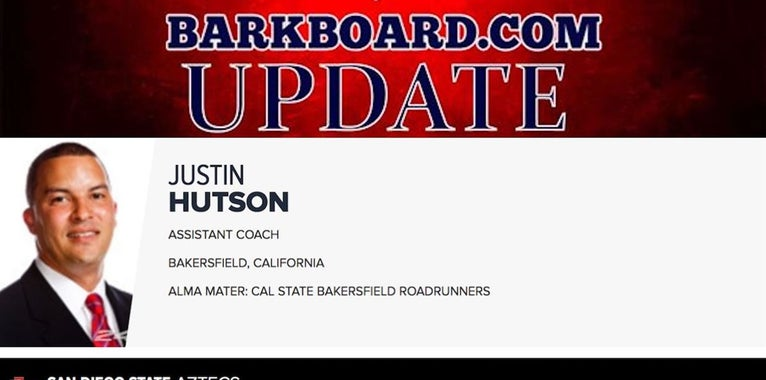 Justin Hutson hired as Fresno State men's basketball coach