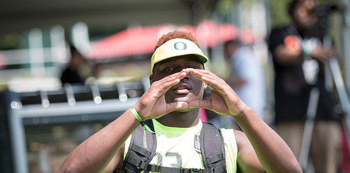 A look at the former Ducks who have competed in The Opening