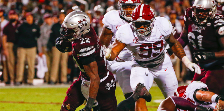 Way-Too-Early Score Predictions: Alabama vs. Mississippi State