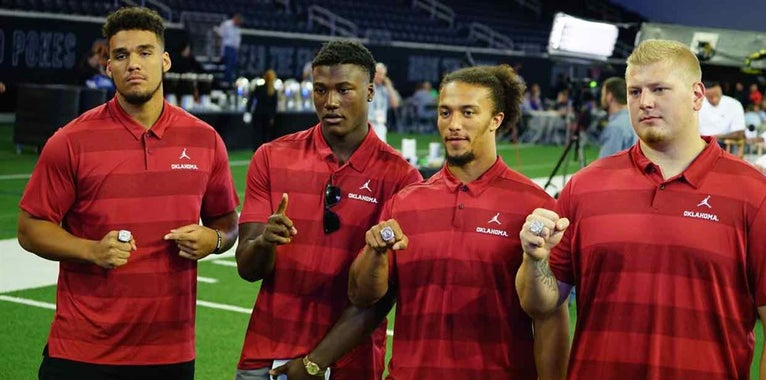 Sooners exhibit confidence to four-peat at Media Days