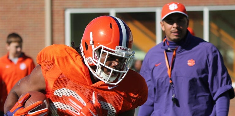 Practice Notes: Different voices on offense