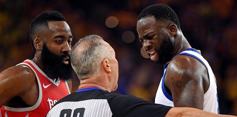 NBA media reacts to Warriors 115-86 Game 6 win vs. Rockets