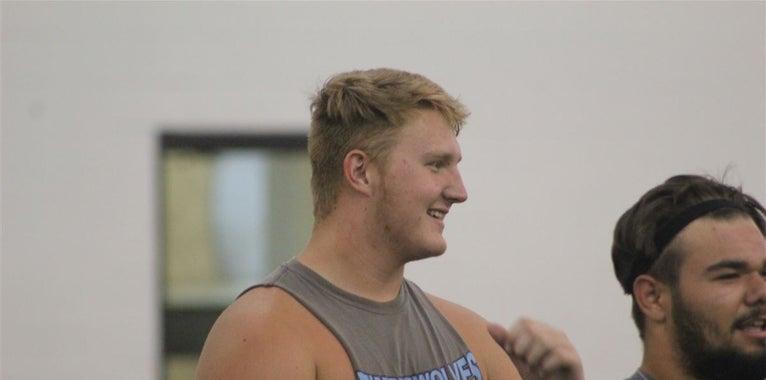 Zach Williamson discusses Louisville commitment