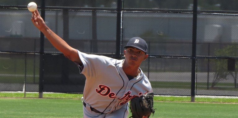 At the Park: Scouting Alfred Gutierrez