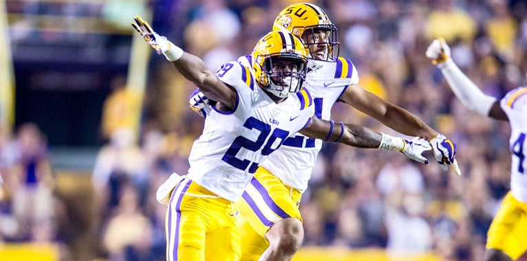 Five opposing players to watch for Alabama: LSU