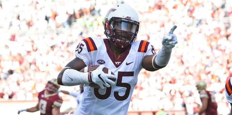 Versatility at the TE position can help push the Hokies offense