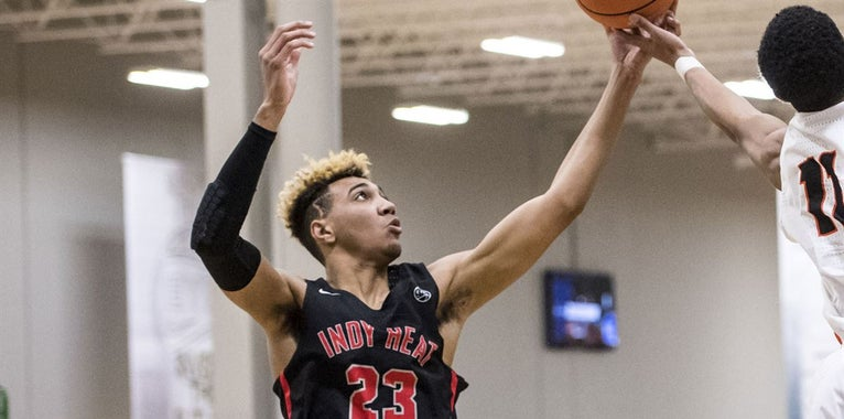 Roy Williams, UNC Making Pitch to Trayce Jackson-Davis
