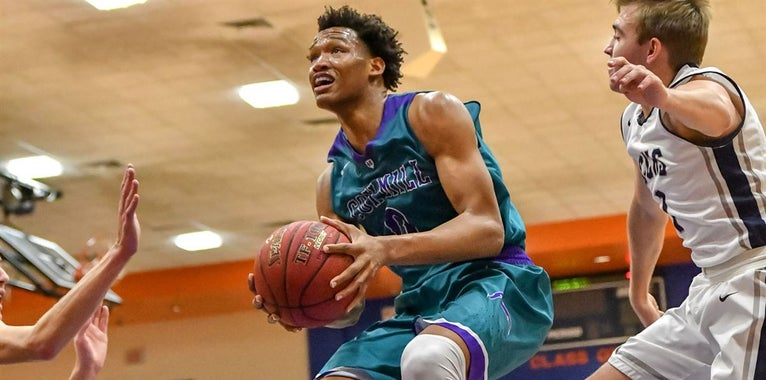 Wendell Moore: NC State is 'being built into a great program'