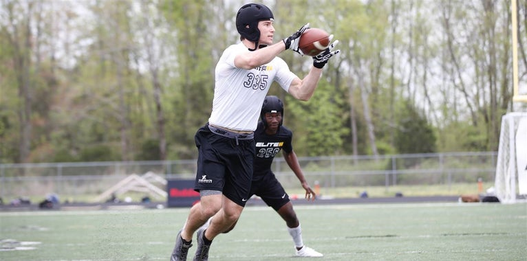 4-star NC wide receiver Nolan Groulx commits to Wake Forest