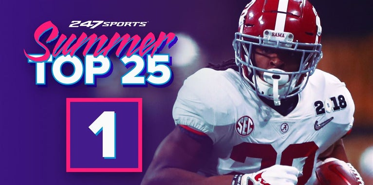 Revealing the full 247Sports Summer Top 25